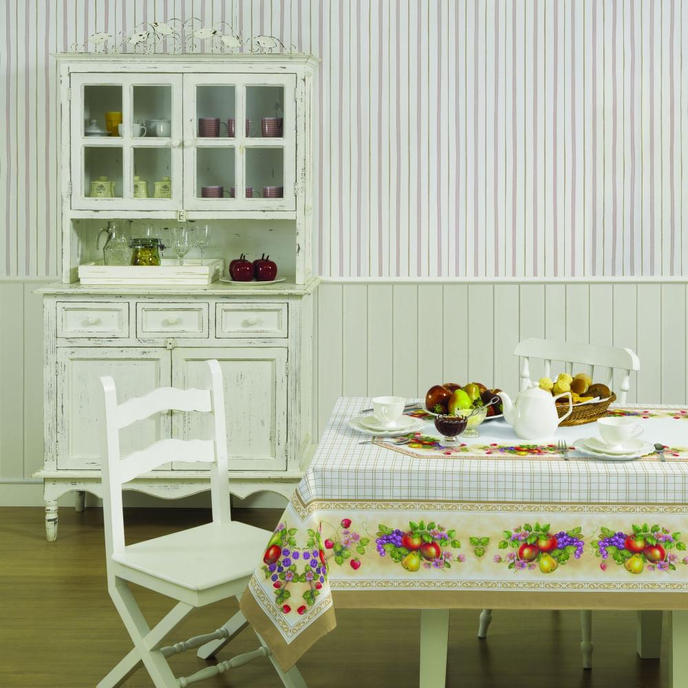 toalha de mesa lepper retangular sabrina