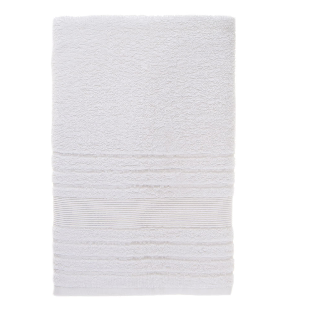 toalha de banho karsten allegra florence branca