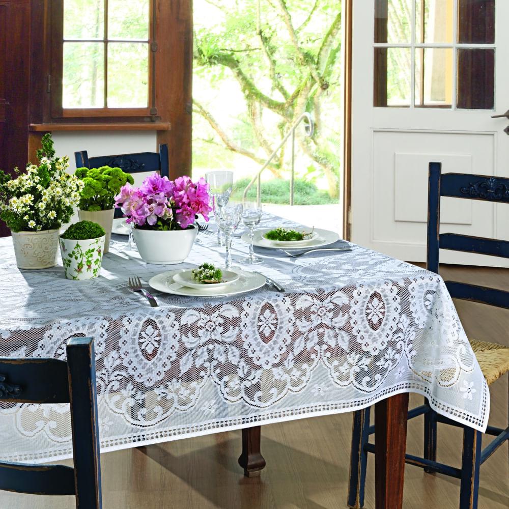 toalha de mesa lepper quadrada renda venezuela