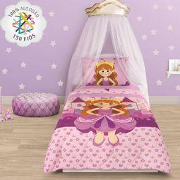 8d685dabef jogo de cama infantil lepper 3 peças patrulha canina menina