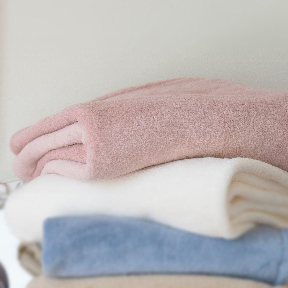 cobertor bebê scavone microfibra mini rosa