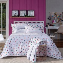 45e4345a73 jogo de cama casal santista home design 100% algodão petit 1