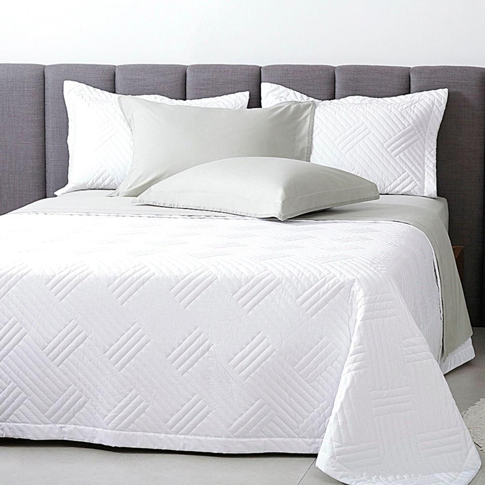 jogo de cama king buddemeyer 200 fios 100% algodão basic premium verde 023