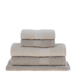 Jogo-toalhas-5pcs-buddemeyer-fio-penteado-canelado-bege-090-1457-1578-still