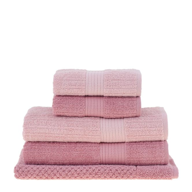 Jogo-toalhas-5pcs-buddemeyer-fio-penteado-canelado-rosa-092-1558-1997-still