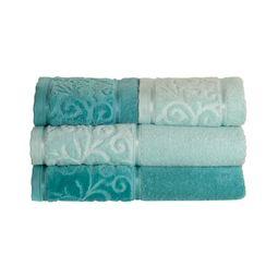 jogo-de-toalhas-de-banho-santista-anette-linha-unique-100-algodao-4-pecas-turquesa-6245-agua-6194-still