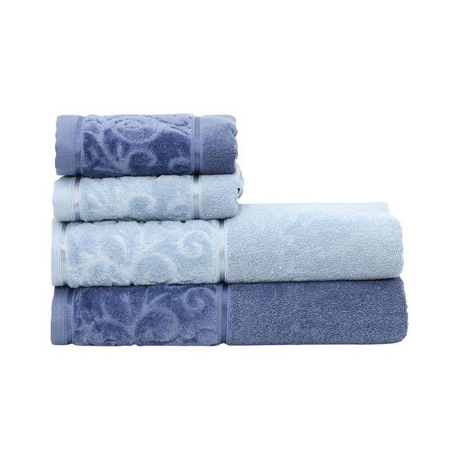 jogo-de-toalhas-de-banho-santista-anette-linha-unique-100-algodao-4-pecas-indigo-6272-ceu-6113-still