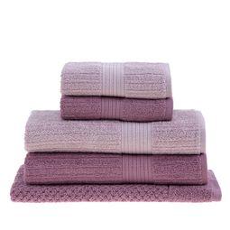 Jogo-toalhas-5pcs-buddemeyer-fio-penteado-canelado-rosa-0100-1634-1671-still