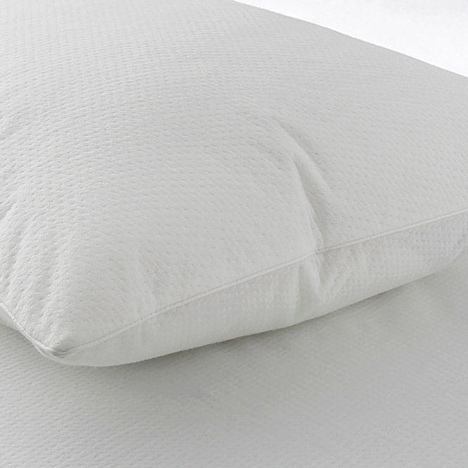 Oferta protetor travesseiro 50 x 70 cm buddemeyer 100% algodão maison 2 por R$ 62.91