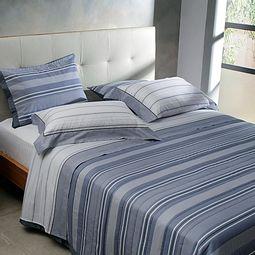 jogo-de-cama-king-buddemeyer-180-fios-100-algodao-percal-oxford-azul-ambientada