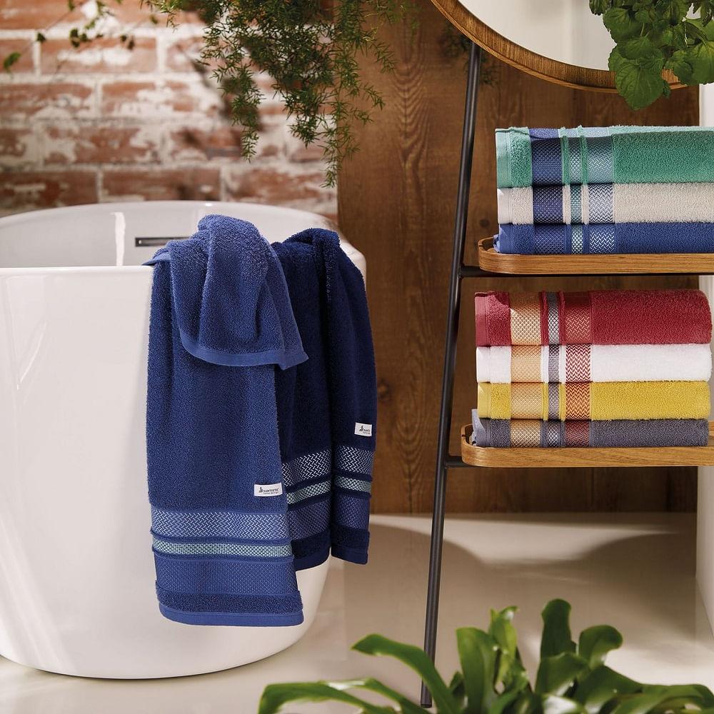 toalha de banho santista 1 peça home design texture goiaba