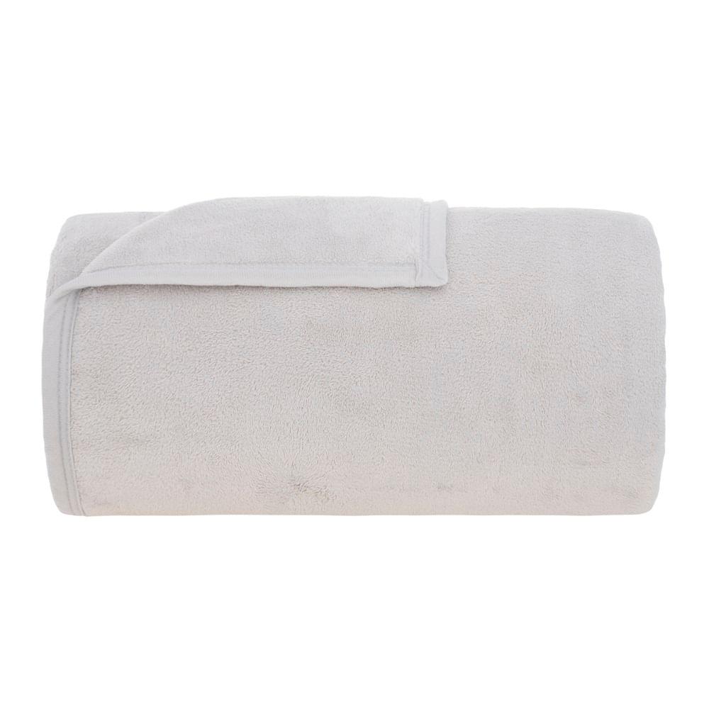 cobertor solteiro buddemeyer microfibra aspen bege 038