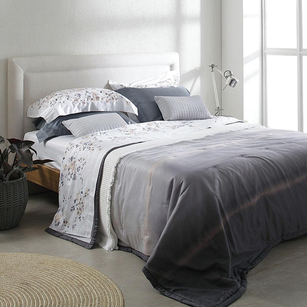 jogo de cama casal buddemeyer 300 fios 100% algodão bud vision sensai estampado