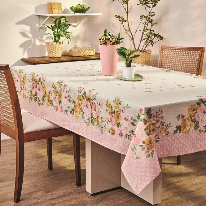 toalha mesa lepper retangular carol ro...