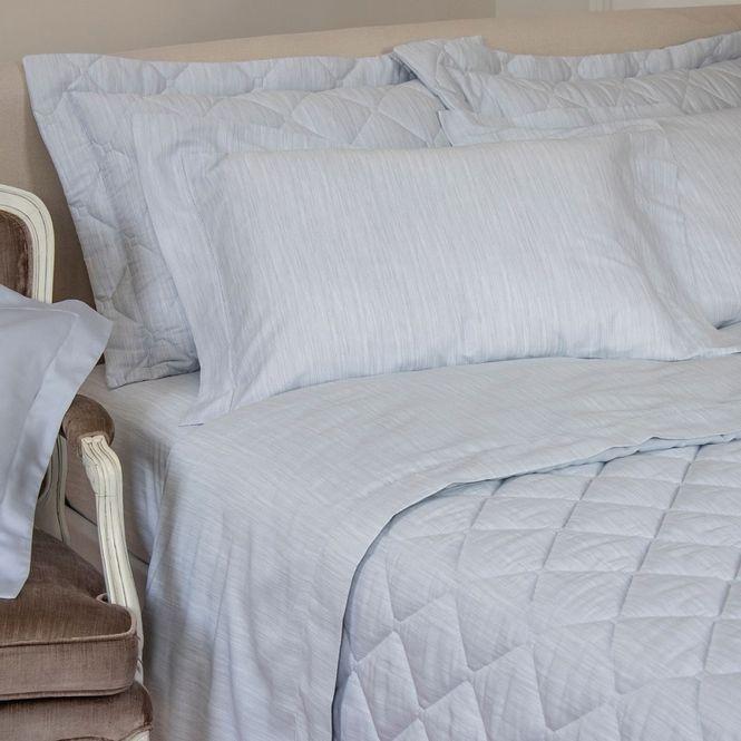 jogo de cama casal scavone 300 fios 100% algodão metrópole