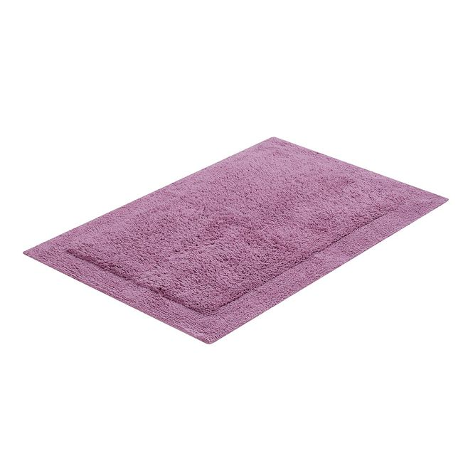 tapete buddemeyer antiderrapante 100% algodão allure rosa 1671