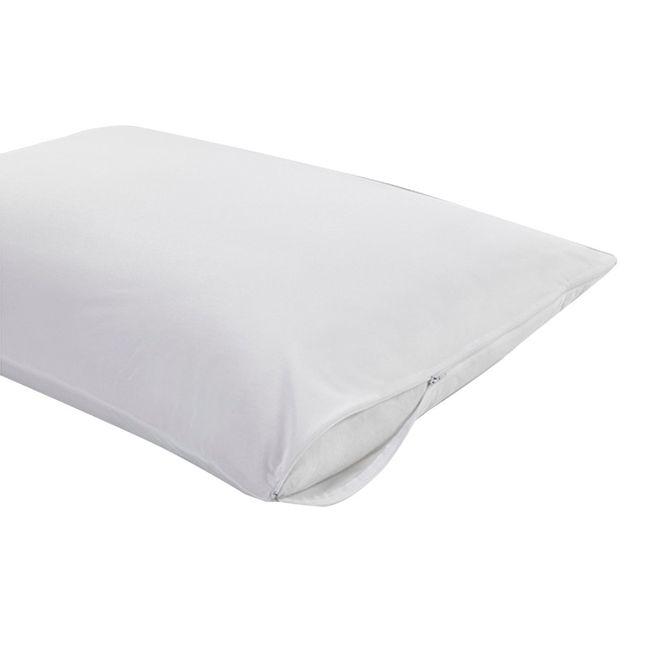 protetor travesseiro 50 x 70 cm santista protege