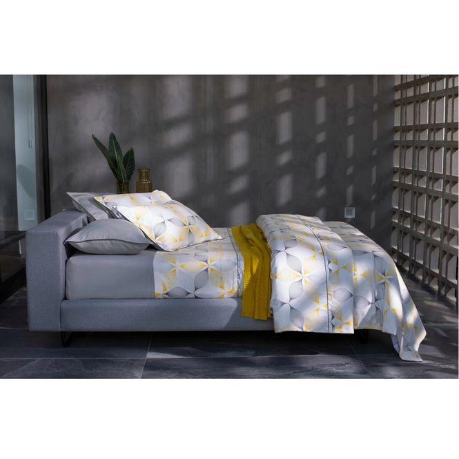 jogo cama queen by the bed 300 fios henge