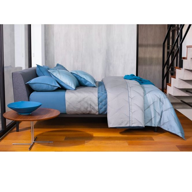 jogo cama queen by the bed 300 fios hudson